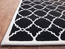black and white rugs black white area rug tasty and rugs artistic weavers pollack black and black and white rugs