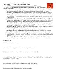 scarlet letter chapter 9 sparknotes resume cover letter template 3