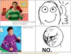 cereal guy blues clues. Beautiful Guy Blues Clues In Cereal Guy Blues Clues A