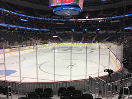 Capital One Arena Section 107 Washington Capitals