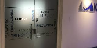 get organised with clear room and door signage