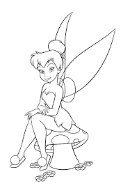 You'd snuggle down into another world with your coloring books and crayons, and time would pass almost unnoticed. Tinkerbell Coloring Pages Tinkerbell Coloring Pages Disney Coloring Pages Disney Princess Coloring Pages