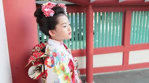 7歳の七五三の髪型日本髪のやり方やボブやロングで簡単にできるヘア