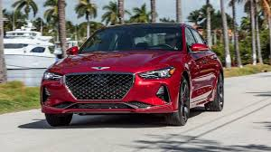 Genesis G70 Is The 2019 Motortrend Car Of The Year Motor Trend