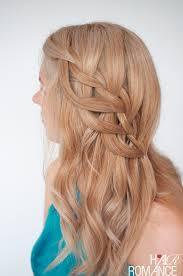 loop waterfall braid tutorial
