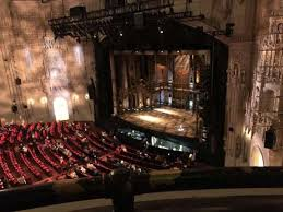 Orpheum Theatre San Francisco Section Balcony R Row Aa