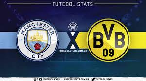 AO VIVO Manchester City x Borussia Dortmund em tempo real - Futebol Stats