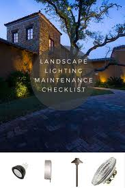 what you need to know to maintain a low voltage landscape lighting system