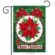 christmas garden flags. Https://d3d71ba2asa5oz.cloudfront.net/12016532/images/gfbl-. Happy Holidays Poinsettia Garden Flag. $9.99 $3.99 Christmas Flags