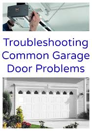 chamberlain garage door troubleshootingTroubleshooting Garage Door And Garage Door Openers On Roll Up