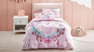 magic unicorn quilt cover set