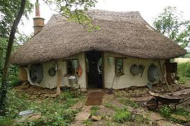 How To Build A Hobbit House Hobbit Style Eco Friendly House Built From Scratch For Just Alb150