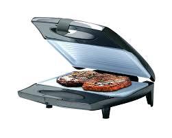 elite countertop indoor grill black foreman kitchen built in 2 electric