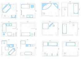 bathroom design layout. Master Bathroom Layouts Bath Layout Design Excellent No Tub