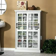 media storage cabinets with doors examples adorable media storage cabinet with windowpane espresso sliding door media storage cabinets with doors
