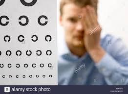 Eye Test C Chart Eye Test Chart Board Stock Photos Eye Test Chart Board