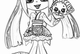 Free Printable Coloring Pages For Kids Shopkins