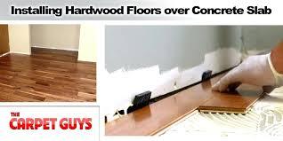 best laminate flooring on concrete installing wooden floors on concrete how do i install a hardwood
