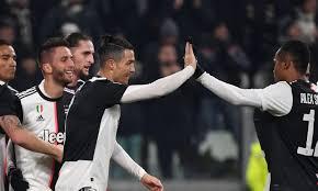 Una super Juve vola in semifinale di Coppa Italia: Ronaldo ...