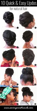 Black Hair Style Images best 20 natural hair updo ideas updos for natural 5725 by wearticles.com