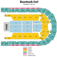Boardwalk Hall Seating View Maternity Motherhood