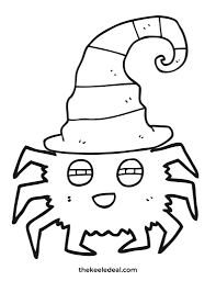 It's no secret i have a passion for coloring and creating coloring page printables. The Best Halloween Coloring Page Free Printables The Keele Deal