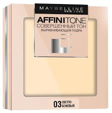 Maybelline New York Affinitone пудра компактная Совершенный ...