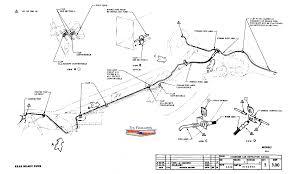 1957 passenger assembly manual rear brake pipes sheet 3 00