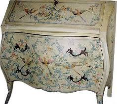 hand painted furnitureHand Painted Furniture  Sandy Snider  Clearwater FL