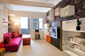 Micro Cosmopolitan The Promise Of Tiny Apartments In New York - Cosmo 2 bedroom city suite