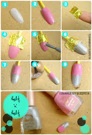 Emejing Simple Nail Art Designs Step By Step At Home Pictures ...
