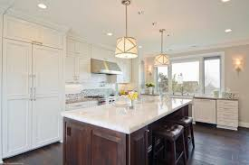 Kitchen Modern White Kitchens With Dark Wood Floors Breakfast Nook