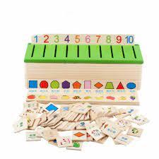 Báo giá Đồ chơi cho bé 2 tuổi phát triển trí tuệ chỉ 40.000₫