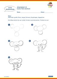 Unterrichtsmaterial Für Die Grundschule Thema Comic Zeichnen Pdf