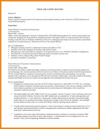 Career Objectives Resume 24 Career Objectives Resume Example Letter Adress 24