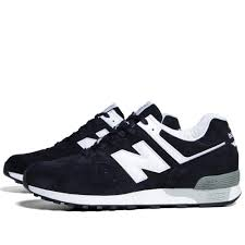 new balance men. new balance m576dnw suede uk marine white men shoes new balance men p