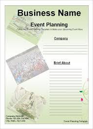 10 Sample Event Planning Templates Pdf Ppt Doc