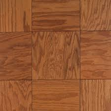 clearance parquet flooring 9x9x1 2 block oak gunstock 10 07 sf ctn