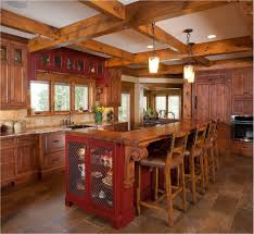 Rustic Country Kitchens Kitchen Design 20 Mesmerizing Photos Country Kitchen Island