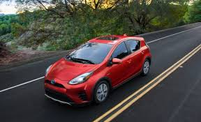 2018 toyota 2 door. delighful 2018 2018 toyota prius c throughout toyota 2 door