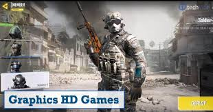 best graphics hd game for android 2020