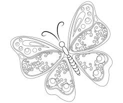 Who is not amazed by the tranquility that each of their flights reverberates? Áˆ A Butterfly To Color Stock Pictures Royalty Free Butterfly Coloring Page Images Download On Depositphotos