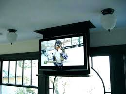 Retractable tv mount Sloped Wall Angled Tv Mount Ceiling Drop Down Mount Drop Down Mount Drop Down Mount Drop Down Wall Angled Tv Mount Dripsetco Angled Tv Mount Angled Wall Restaurant Angled Wall Angled Wall Mount