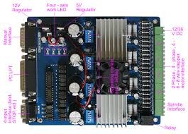 4 axis tb6560 cnc stepper motor driver board controller reprapwiki tb6560 jpg