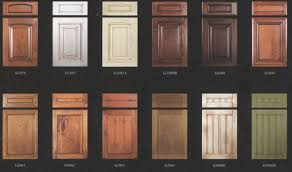 wood kitchen cabinet doors price