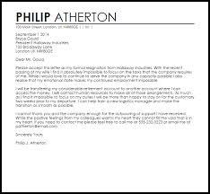 Emotional Resignation Letter | Resignation Letters | Livecareer