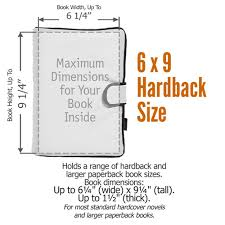size of books