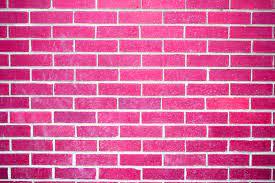 Pink Brick Wallpaper on WallpaperSafari