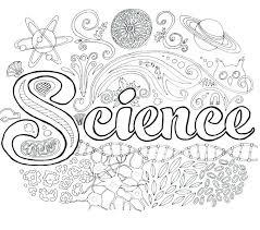 Coloring Pages For Science Books Together With Download K Earth