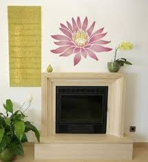 Small Picture 20 Beautiful DIY Interior Decorating Ideas Using Stencils and